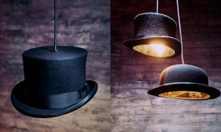 "Jake Phipps ""Jeeves And Wooster"" Lamps"