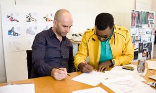 Kanye West For Louis Vuitton Footwear   The Making Of