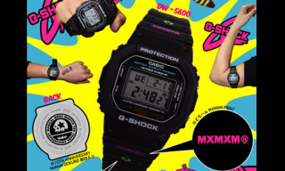 Magical Mosh Misfit x G-Shock