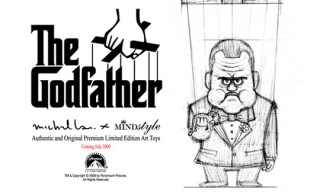 Michael Lau x MINDstyle – The Godfather