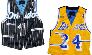"Nelson ""NBA Jersey"" Cardigans"