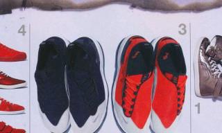 Nike Air Footscape Hiroshi Fujiwara | Black & Neon Yellow Colorway
