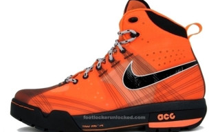"Nike ACG Ashiko ""Total Orange"""