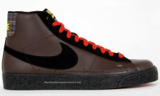 Nike Holiday 2009 Blazer Hi