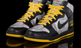 Nike FLOM Dunk Hi Livestrong Stages | A Detailed Look