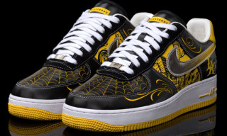 Nike Mr. Cartoon Air Force 1 Livestrong Stages | A Detailed Look