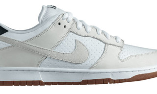 Nike Dunk Low Premium SB | White/White
