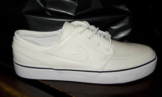 Nike SB Stefan Janoski | White Colorway