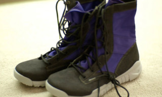 Nike Sportswear SFB Boot | Grey/Purple Colorway
