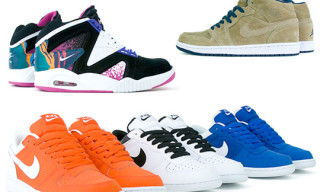 Nike Summer 2009 Footwear