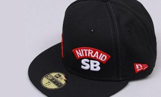 "nitraid SB ""Raidback"" DVD & New Era Cap"