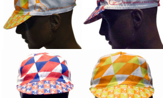 PAM x Barry McGee x Josh Lazcano Cycling Caps