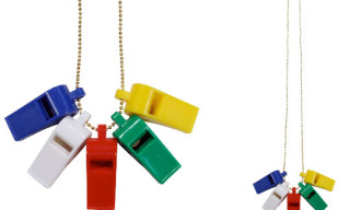 "Phenomenon ""Whistle"" Necklace"