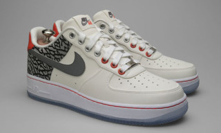 Plus41 x Grotesk Nike Air Force 1 Bespoke For Sneakerness '09