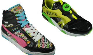 Puma Pony Cross Style Pack | Disc Blazer Monster, Slipstream Rainbow Monster