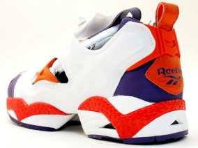 reebok pump courier
