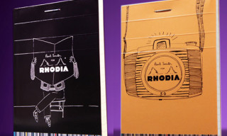 Paul Smith x Rhodia 75th Anniversary Notebooks