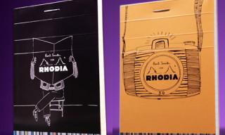 Paul Smith x Rhodia 75th Anniversary Notebooks