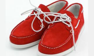 R. Newbold Deck Shoes