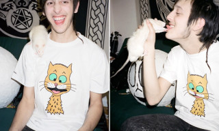 "aNYthing x Ryan McGinley ""Cat"" T-Shirt"