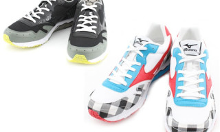 Ships Jet Blue x Mizuno Starstream Pack