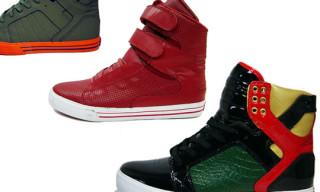 Supra Fall 2009 Footwear