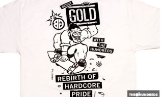 The Hundreds: A Tribute To Hardcore   Benny Gold, Johnny Cupcakes, Flying Coffin & More