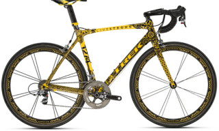The Making Of Lance Armstrong's Shepard Fairey Designed Trek Bike