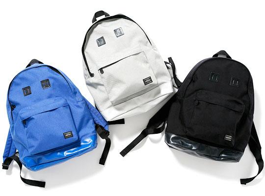 Vainl archive x porter backpacks highsnobiety for Bape x porter backpack