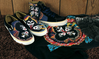 "Vans x KISS Fall 2009 ""Rock N Roll Over"" Pack"