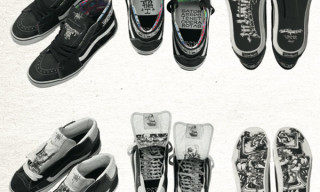 Vans Vault x Rick Griffin Fall 2009 Pack