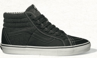 Vans Vault Fall/Winter 2009 Wool Collection