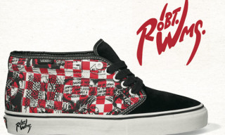 Vans Vault x Robert Williams Fall 2009 Pack | Chukka, Era