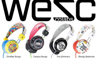 WeSC Collaboration Headphones | DimMak, Cassius, The Glimmers, Bloody Beetroots