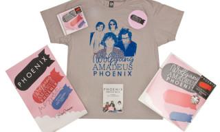 Wolfgang Amadeus Phoenix Release Pack