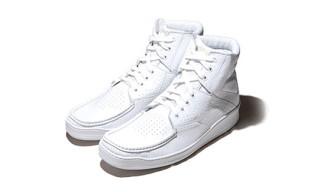 Yves Saint-Laurent x Puma Police Hi-Top Sneaker