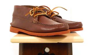 Yuketen For Woolrich Woolen Mills Chukka Moccasin