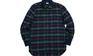 Steven Alan x Chari & Co. Riding Flannel