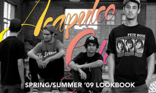 Acapulco Gold NY Spring/Summer 2009 Look Book