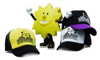 adFunture x Devilock Palmboy Toy & Mesh Caps