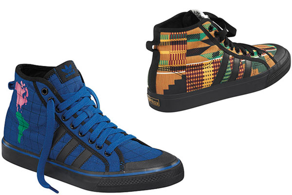 new product 87cba a4b11 adidas Originals by Originals Jeremy Scott Fall Winter 2009 Nizza 2 Hi  Highsnobiety durable modeling