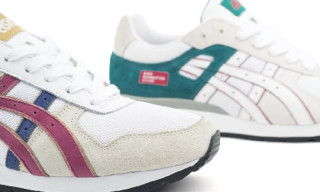 Alife Rivington Club x Asics Summer 2009 Preview