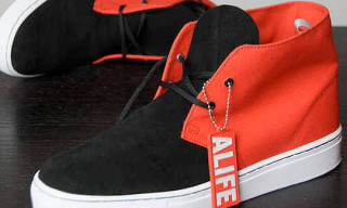 Alife Summer 2009 Footwear | Chukka & Everybody High