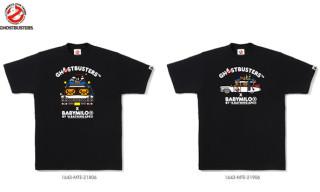 Bape x Ghostbusters T-Shirts | Part 2