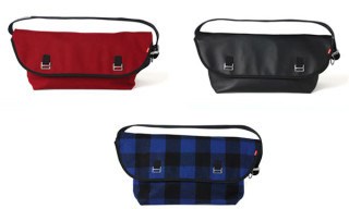 Bedwin x hobo Fall/Winter 2009 Messenger Bags