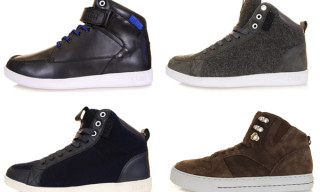 Clae Fall/Winter 2009 Footwear
