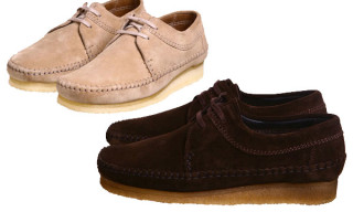 Clarks Weaver | Chestnut Brown & Sand