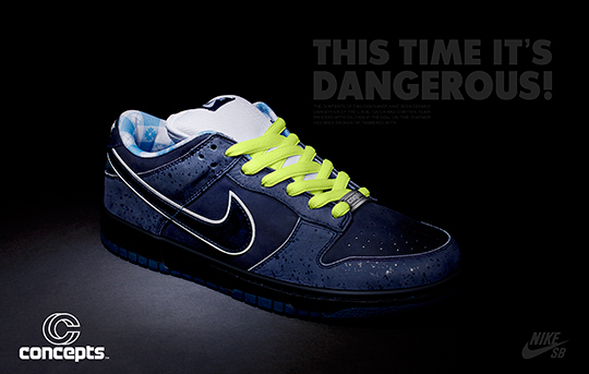 exclusive nike sb dunks