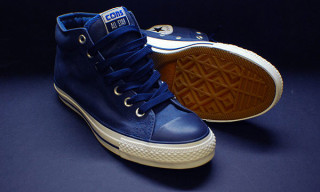 CONS Chuck Taylor Skate Mid Waxed Canvas