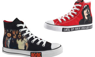 Converse x AC/DC |A Detailed Look